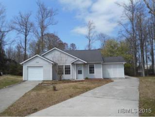 3710  Dovefield Ct  , New Bern, NC 28560 (MLS #98626) :: First Carolina, REALTORS®