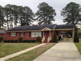 2307  Woodland Avenue  , New Bern, NC 28562 (MLS #98632) :: First Carolina, REALTORS®