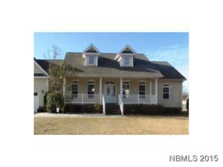 177  Laura Drive  , New Bern, NC 28562 (MLS #98633) :: First Carolina, REALTORS®
