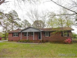 304  Ketner Blvd  , Havelock, NC 28532 (MLS #98947) :: First Carolina, REALTORS®