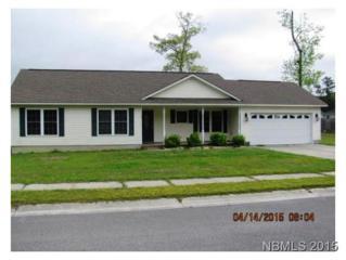 101  Joseph Drive  , Havelock, NC 28532 (MLS #99006) :: First Carolina, REALTORS®