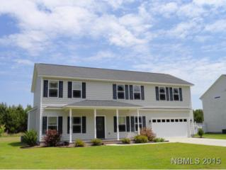 105  Maple Farms Ln  , Havelock, NC 28532 (MLS #99427) :: First Carolina, REALTORS®