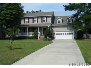 261  Goose Creek Road  , New Bern, NC 28562 (MLS #99554) :: Donna & Team New Bern