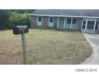302  Sheffield Road  , Jacksonville, NC 28456 (MLS #94599) :: First Carolina, REALTORS®