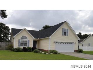 105  Magnolia Mill Pl  , Havelock, NC 28532 (MLS #94956) :: First Carolina, REALTORS®