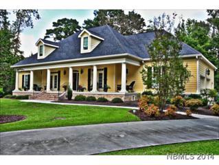 700  Country Club Drive  , New Bern, NC 28562 (MLS #93028) :: First Carolina, REALTORS®