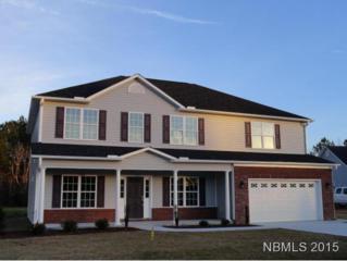 542  Park Meadows Drive  , Newport, NC 28570 (MLS #97749) :: First Carolina, REALTORS®
