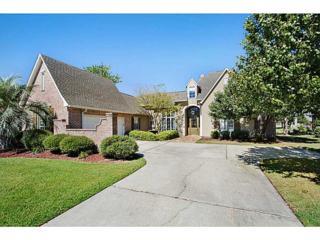 421 E Honors Point Ct  , Slidell, LA 70458 (MLS #1009214) :: Turner Real Estate Group
