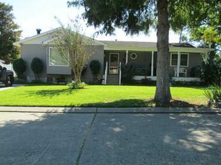2645  Jeanne St  , Marrero, LA 70072 (MLS #1009966) :: Turner Real Estate Group
