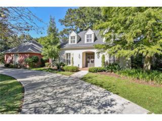 537  Beau Chene Dr  , Mandeville, LA 70471 (MLS #1009985) :: Turner Real Estate Group