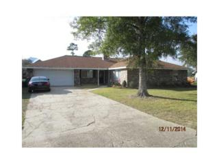 610  Legendre Dr  , Slidell, LA 70460 (MLS #1014911) :: Turner Real Estate Group