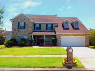 1106  Rebecca Reid Dr  , Slidell, LA 70461 (MLS #1017741) :: Turner Real Estate Group