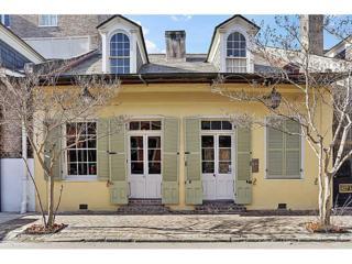 625  Burgundy St  , New Orleans, LA 70116 (MLS #1017912) :: Turner Real Estate Group