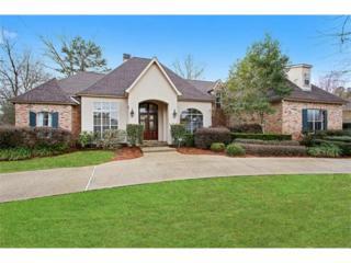 429  Trailhead Drive  , Abita Springs, LA 70420 (MLS #2003381) :: Turner Real Estate Group