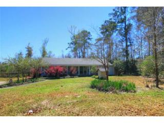72685 S Jenkins Rd  , Covington, LA 70433 (MLS #983800) :: Turner Real Estate Group