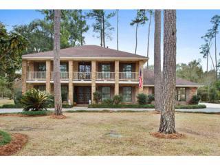 40  Pinecrest Dr  , Covington, LA 70433 (MLS #1012458) :: Turner Real Estate Group