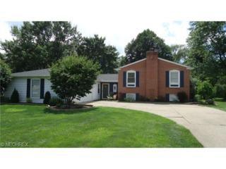 4909  Orchard Dale Dr NW , Canton, OH 44709 (MLS #3636740) :: RE/MAX Edge Realty