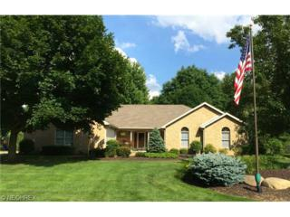 3841  Park Ridge Dr  , Uniontown, OH 44685 (MLS #3639612) :: RE/MAX Edge Realty