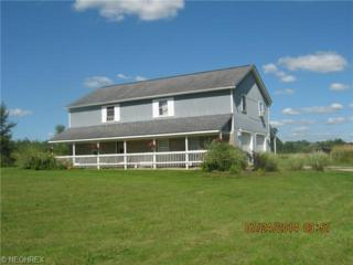 3084  Forman Rd  , Rock Creek, OH 44084 (MLS #3639765) :: RE/MAX Edge Realty
