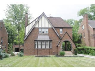 2475  Eaton Rd  , University Heights, OH 44118 (MLS #3643281) :: Howard Hanna