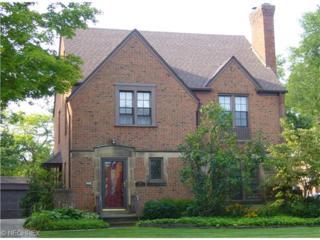 3820  Hillbrook Rd  , University Heights, OH 44118 (MLS #3644441) :: Howard Hanna