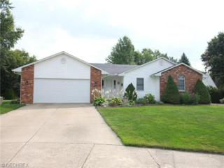 1042  4th St NE , Massillon, OH 44646 (MLS #3652375) :: RE/MAX Crossroads Properties