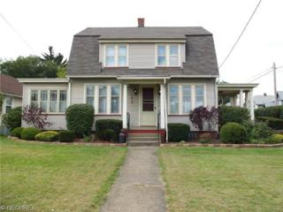 1217  Broad Ave NW , Canton, OH 44708 (MLS #3653640) :: RE/MAX Crossroads Properties