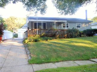 1121  Terrell Dr  , Akron, OH 44313 (MLS #3654633) :: Platinum Real Estate