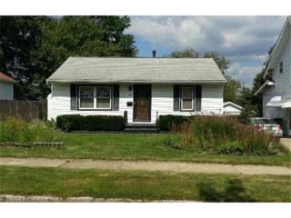 1385  Niagara Ave  , Akron, OH 44305 (MLS #3655664) :: Howard Hanna