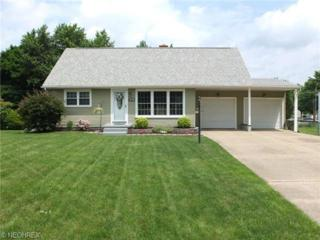 4827  14th St NW , Canton, OH 44708 (MLS #3659521) :: RE/MAX Edge Realty