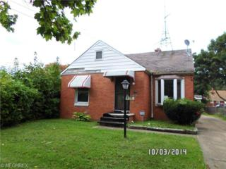 4119 E 106th St  , Cleveland, OH 44105 (MLS #3662385) :: Platinum Real Estate