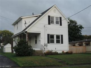 625  Ann Ave  , Niles, OH 44446 (MLS #3662456) :: Platinum Real Estate