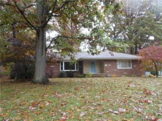 5730  Sherwood Forest Dr  , Akron, OH 44319 (MLS #3662560) :: RE/MAX Edge Realty