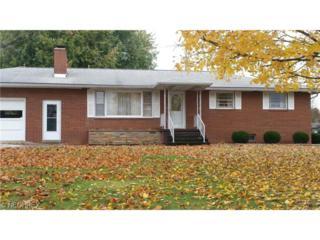 227  Waynesburg Rd NW , Carrollton, OH 44615 (MLS #3662742) :: RE/MAX Edge Realty