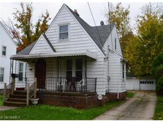 18213  Ponciana Ave  , Cleveland, OH 44135 (MLS #3662815) :: RE/MAX Edge Realty