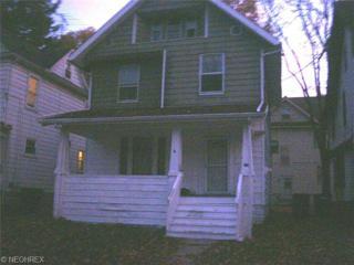734  Hazel St  , Akron, OH 44305 (MLS #3667072) :: Howard Hanna