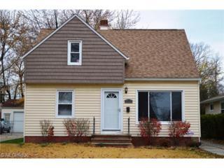 19607  Ridgewood Ave  , Warrensville Heights, OH 44122 (MLS #3667675) :: Platinum Real Estate