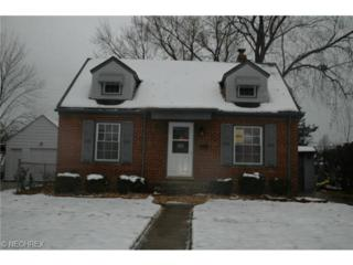 256 E 327th St  , Willowick, OH 44095 (MLS #3669567) :: Howard Hanna
