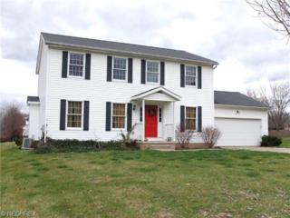 10961  Billingham Ave NW , Uniontown, OH 44685 (MLS #3669779) :: RE/MAX Crossroads Properties