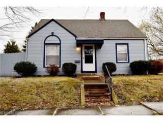 1319  Tioga  , Akron, OH 44305 (MLS #3671402) :: Howard Hanna