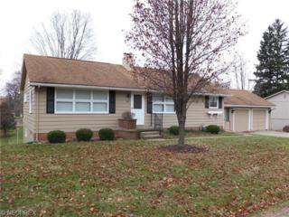 521  Elizabeth Ave SW , Massillon, OH 44646 (MLS #3672086) :: Platinum Real Estate
