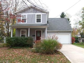 2114  Dennison Pl NW , Canton, OH 44709 (MLS #3672225) :: RE/MAX Crossroads Properties