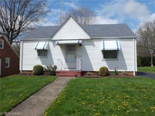 407  Valleyview Ave NW , Canton, OH 44708 (MLS #3672252) :: RE/MAX Crossroads Properties