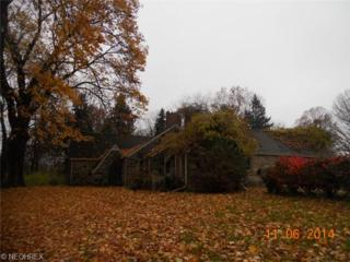 245  Woodlawn Ave NW , Canton, OH 44708 (MLS #3672529) :: Platinum Real Estate