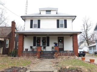 607  21st St NW , Canton, OH 44709 (MLS #3673317) :: RE/MAX Crossroads Properties