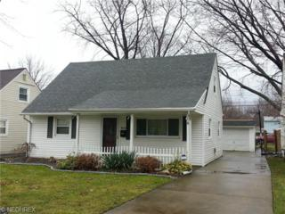 813  Euclid Ave  , Lorain, OH 44052 (MLS #3673684) :: Platinum Real Estate