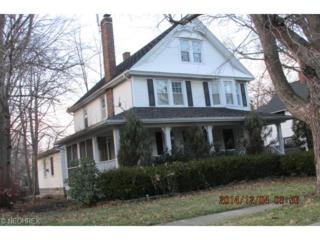 4462  Center St  , Willoughby, OH 44094 (MLS #3673699) :: Howard Hanna