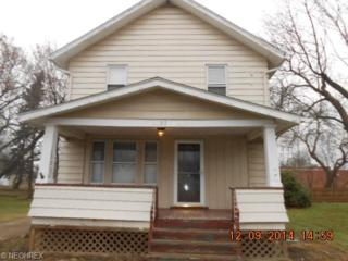 1357  Benton St  , Barberton, OH 44203 (MLS #3673941) :: Platinum Real Estate