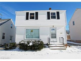 1605  Woodhurst Ave  , Mayfield Heights, OH 44124 (MLS #3677415) :: Platinum Real Estate