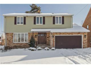 2341  Fenwood Rd  , University Heights, OH 44118 (MLS #3678712) :: Howard Hanna